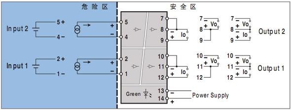 端子接线图