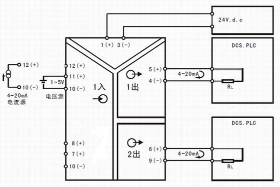 knd-dt信号隔离器