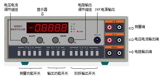 24v档位选择器电路图